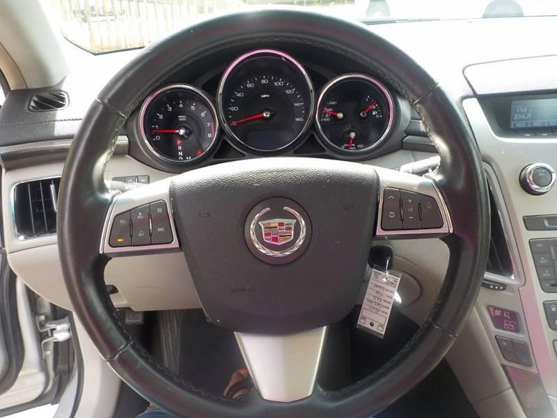 2010 Cadillac CTS 3.0L V6 Performance 4dr Sedan - Lexington SC