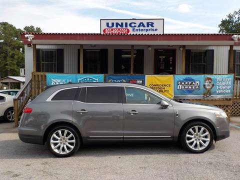 2010 Lincoln MKT for sale in Lexington, SC