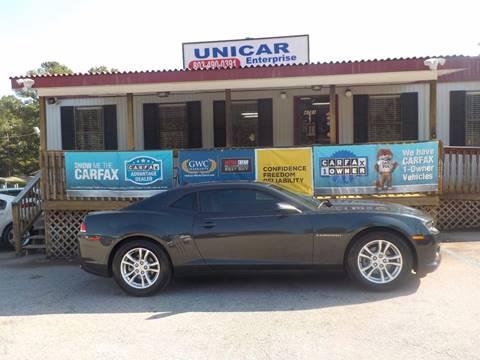 2015 Chevrolet Camaro for sale in Lexington, SC