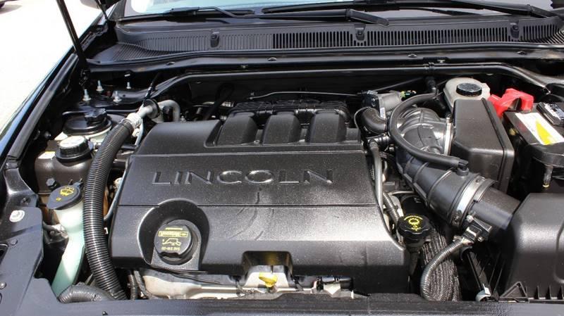 2009 Lincoln MKS AWD 4dr Sedan - Lexington SC