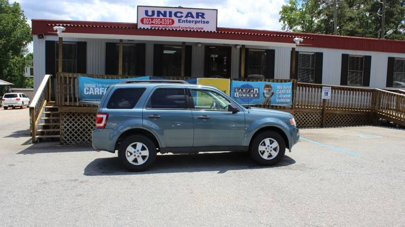 2012 FORD ESCAPE XLT 4DR SUV blue clean 2012 ford escape with tan cloth interior  price includes