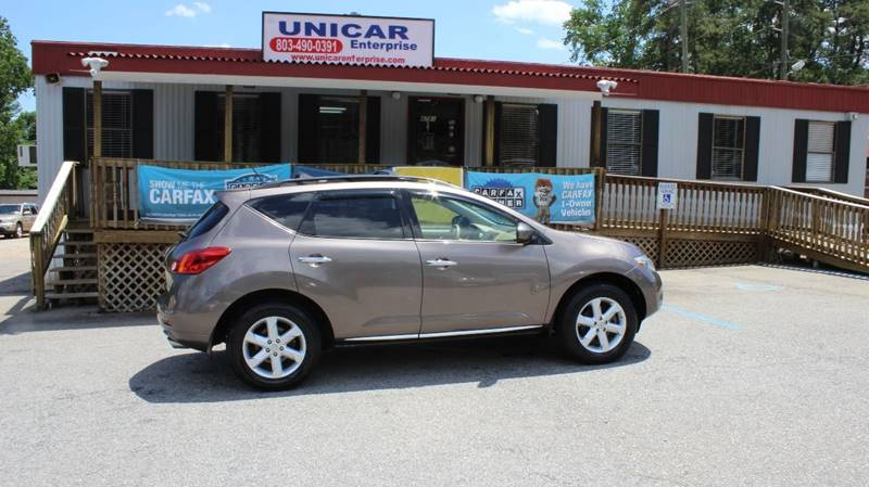 2009 NISSAN MURANO SL 4DR SUV brown this 2008 nissan murano is very clean and priced  for you to