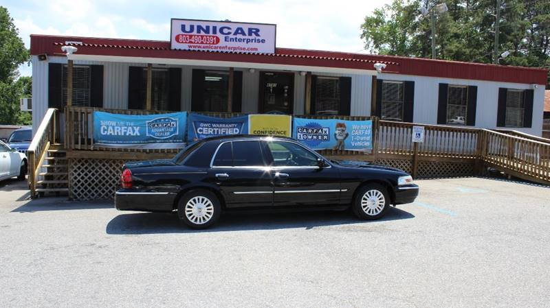 2006 MERCURY GRAND MARQUIS LS ULTIMATE 4DR SEDAN black this is a must see 2006 ultimate black me