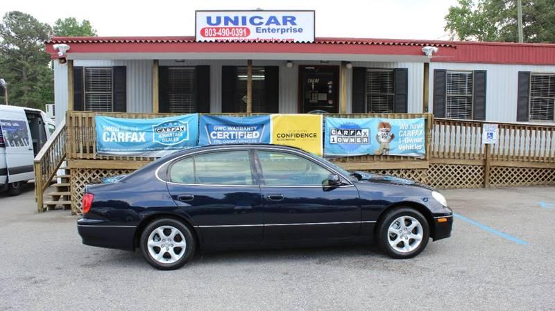 2001 LEXUS GS 430 BASE 4DR SEDAN blue very clean 2001 lexus gs dark blue with tan interior  pric