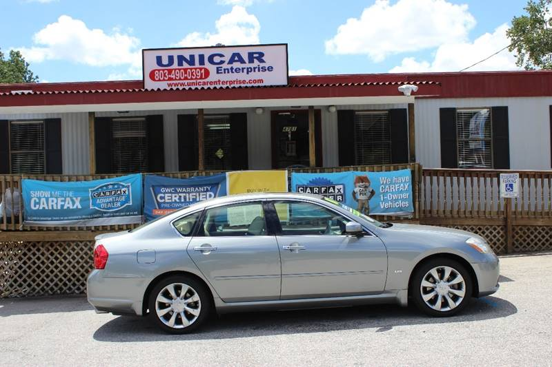 2007 INFINITI M35 BASE 4DR SEDAN silver check out this sharp looking 2007 infiniti m35  very cle