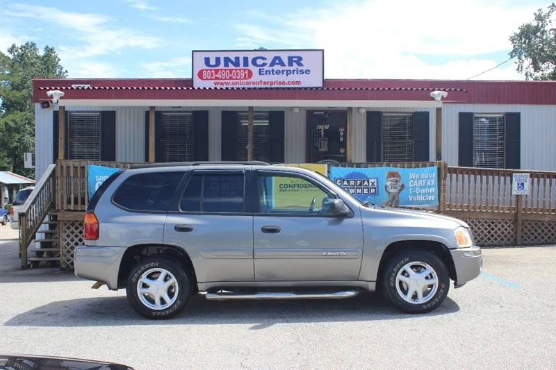 2005 GMC ENVOY SLE 4WD 4DR SUV gray need as suv  check out this 2005 gmc envoy   extended warra