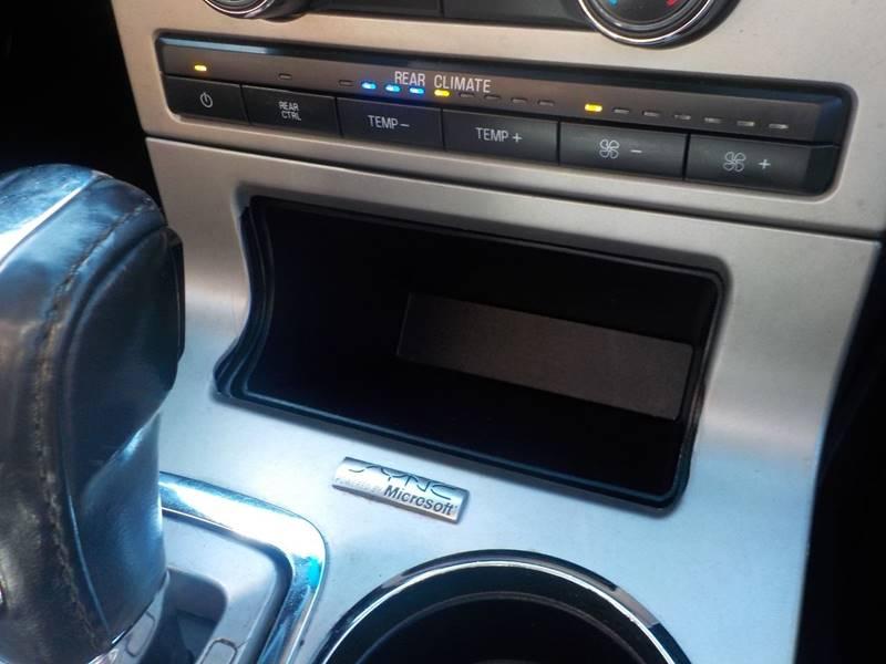 2011 Ford Flex SEL 4dr Crossover - Lexington SC