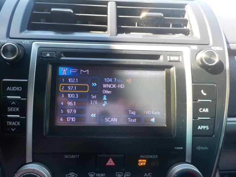 2013 Toyota Camry SE 4dr Sedan - Lexington SC