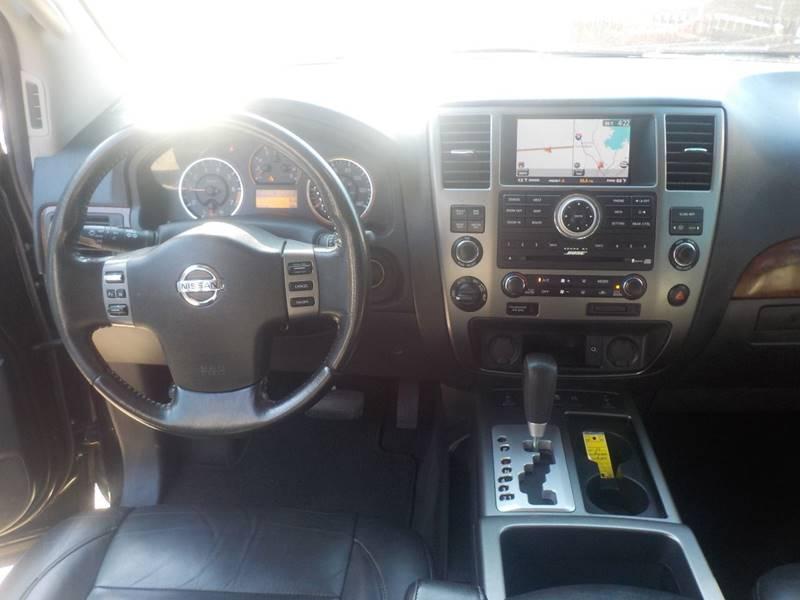 2012 Nissan Armada 4x4 Platinum 4dr SUV - Lexington SC