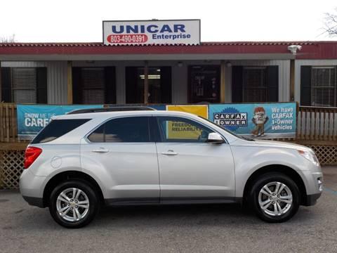 2011 Chevrolet Equinox for sale in Lexington, SC
