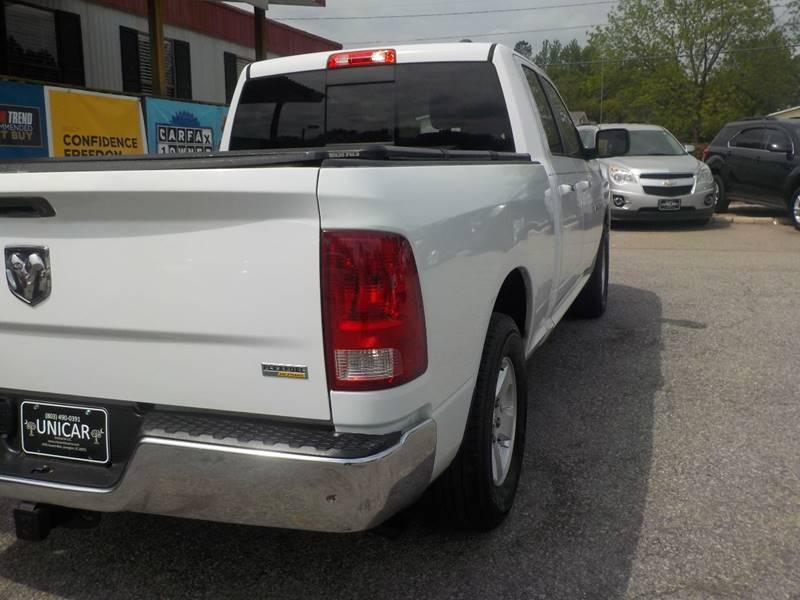 2012 RAM Ram Pickup 1500 4x2 SLT 4dr Quad Cab 6.3 ft. SB Pickup - Lexington SC