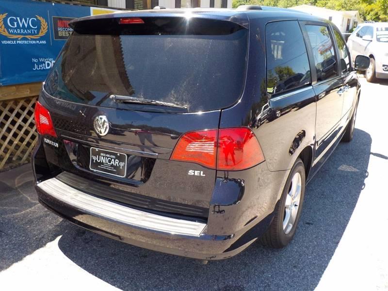 2011 Volkswagen Routan SEL Premium 4dr Mini-Van - Lexington SC
