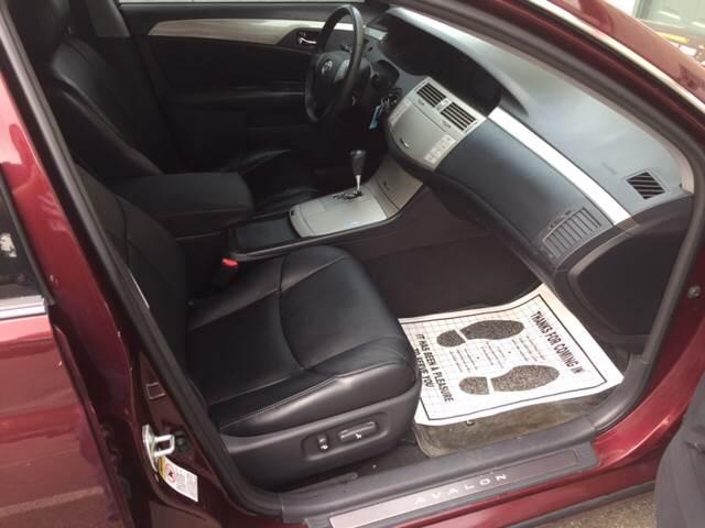 2007 Toyota Avalon XLS 4dr Sedan - Sandston VA