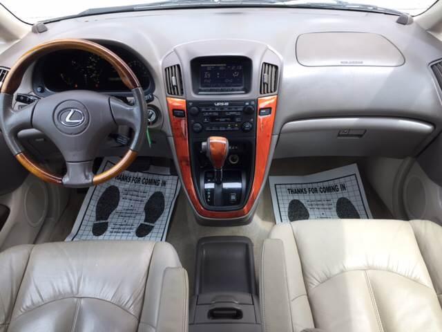 2001 Lexus RX 300 AWD 4dr SUV - Sandston VA