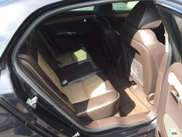 2012 Chevrolet Malibu LTZ 4dr Sedan w/2LZ - Sandston VA