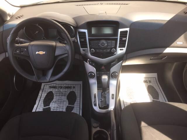 2012 Chevrolet Cruze LT Fleet 4dr Sedan - Sandston VA