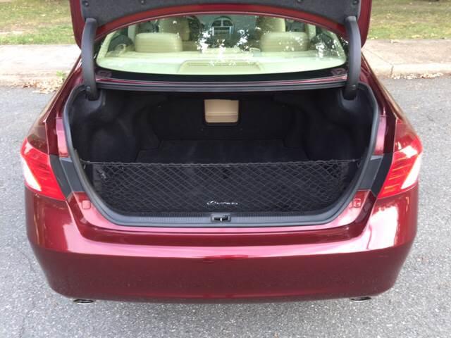 2007 Lexus ES 350 4dr Sedan - Sandston VA
