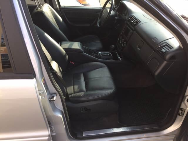 2003 Mercedes-Benz M-Class AWD ML 500 4MATIC 4dr SUV - Sandston VA