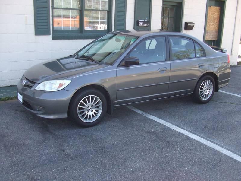 2005 Honda Civic LX Special Edition 4dr Sedan   Sandston VA