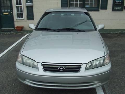 2001 Toyota Camry