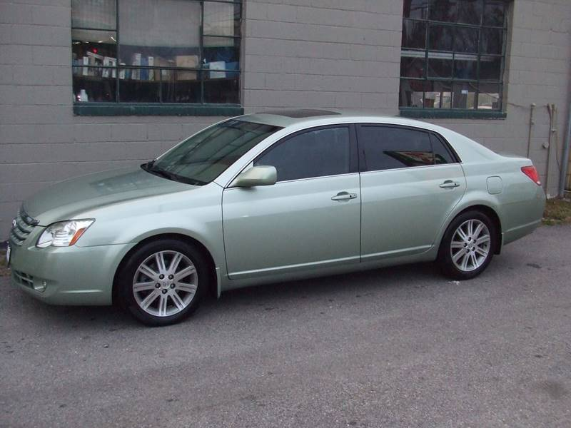2005 Toyota Avalon Limited 4dr Sedan   Sandston VA