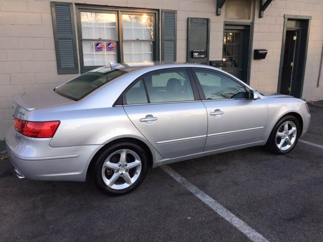 2009 Hyundai Sonata Limited V6 4dr Sedan - Sandston VA
