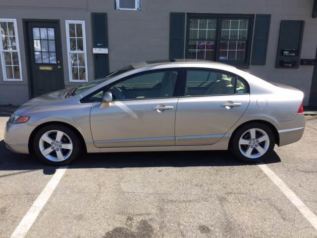 2006 Honda Civic EX 4dr Sedan w/Automatic - Sandston VA