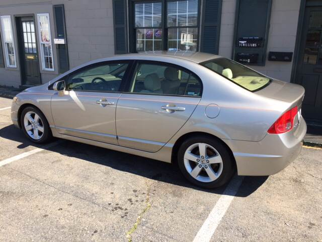 2006 Honda Civic EX 4dr Sedan w/Automatic - Sandston VA