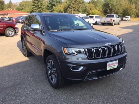 2018 Jeep Grand Cherokee for sale in Wisconsin Rapids, WI