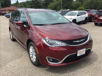 2017 Chrysler Pacifica for sale in Wisconsin Rapids, WI