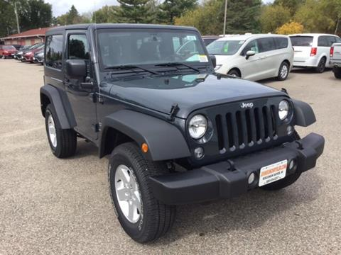 2017 Jeep Wrangler for sale in Wisconsin Rapids, WI