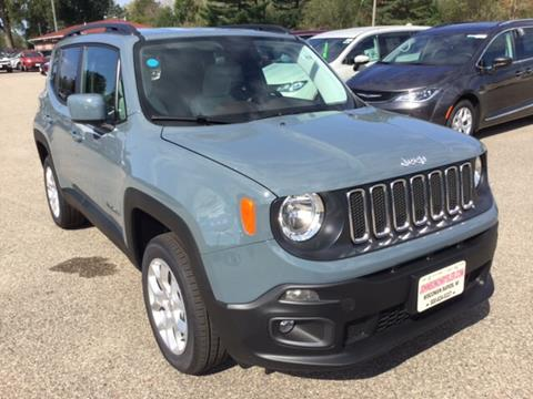 2017 Jeep Renegade for sale in Wisconsin Rapids, WI