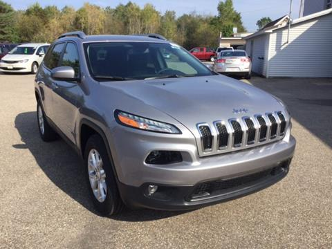 2018 Jeep Cherokee for sale in Wisconsin Rapids, WI