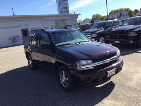 2008 Chevrolet TrailBlazer for sale in Wisconsin Rapids, WI