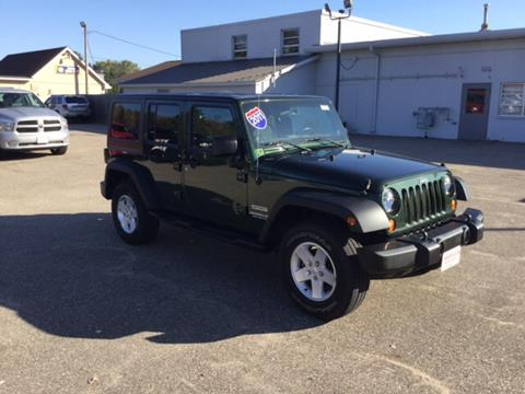 2011 Jeep Wrangler Unlimited for sale in Wisconsin Rapids, WI