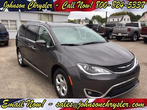 2018 Chrysler Pacifica Hybrid for sale in Wisconsin Rapids, WI