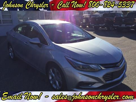 2018 Chevrolet Cruze for sale in Wisconsin Rapids, WI