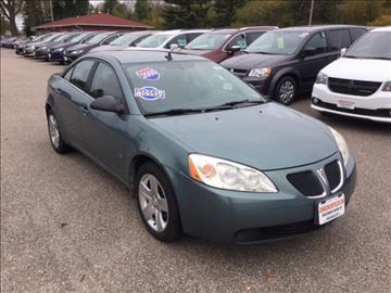2009 Pontiac G6 for sale in Wisconsin Rapids, WI