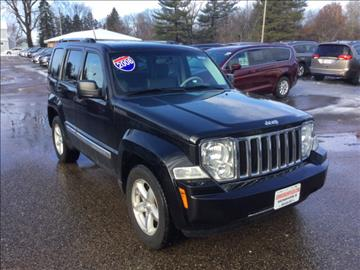 2008 Jeep Liberty for sale in Wisconsin Rapids, WI