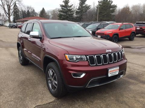 2017 Jeep Grand Cherokee for sale in Wisconsin Rapids, WI