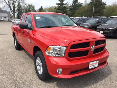 2017 RAM Ram Pickup 1500 for sale in Wisconsin Rapids, WI