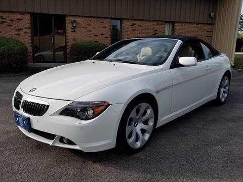 2007 BMW 6 Series for sale in Hopedale, MA