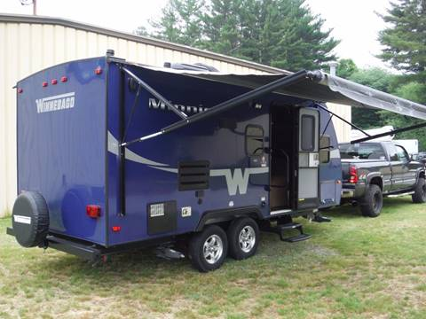 2015 Winnebago MINNI 2101DS
