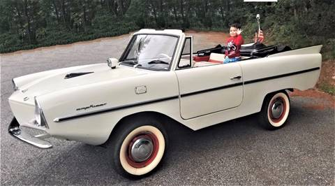 1967 Amphicar Model 770 for sale in Hopedale, MA