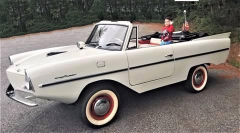 1967 Amphicar Model 770