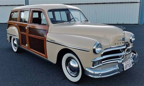 1950 Plymouth Deluxe for sale in Hopedale, MA