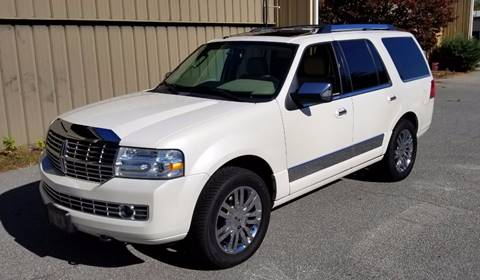 2008 Lincoln Navigator for sale in Hopedale, MA