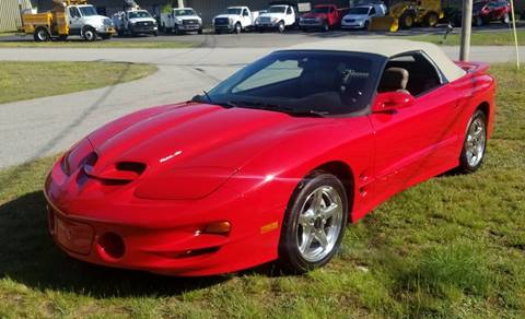 2001 Pontiac Trans Am for sale in Hopedale, MA