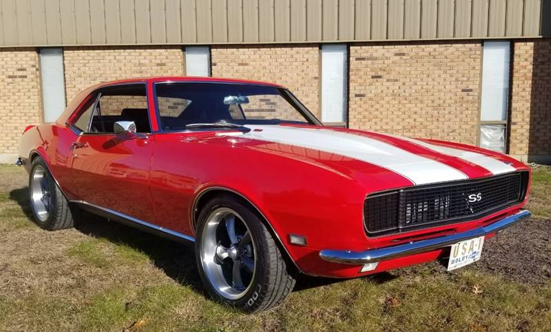 1968 Chevrolet Camaro SS/RS In Hopedale MA - MILFORD AUTO