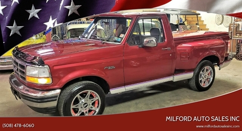 1992 Ford F-150 for sale in Hopedale, MA